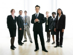 Businesspeople in Suits iStock_000000311057_Small