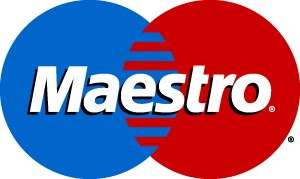 maestro credit card logo